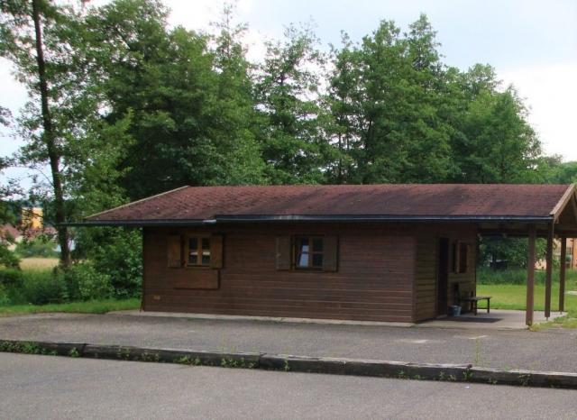 Alte Sommerhütte